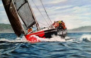 Crucero de regata